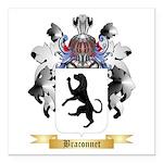 Braconnet Square Car Magnet 3