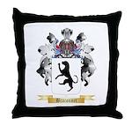 Braconnet Throw Pillow
