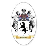 Brackner Sticker (Oval 10 pk)