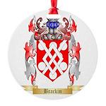 Brackin Round Ornament