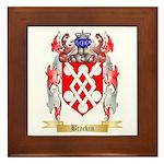 Brackin Framed Tile