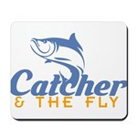 Catcher and the Fly Logo Mousepad