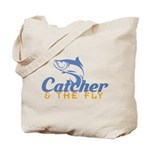 Catcher and the Fly Logo Tote Bag
