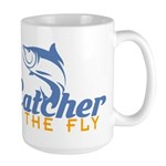 Catcher and the Fly Logo Mug