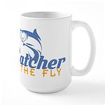 Catcher and the Fly Logo Mug