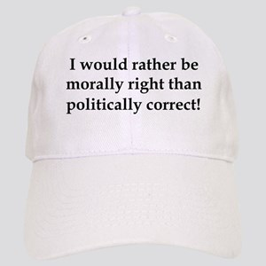 Anti Obama politically correct Baseball Cap