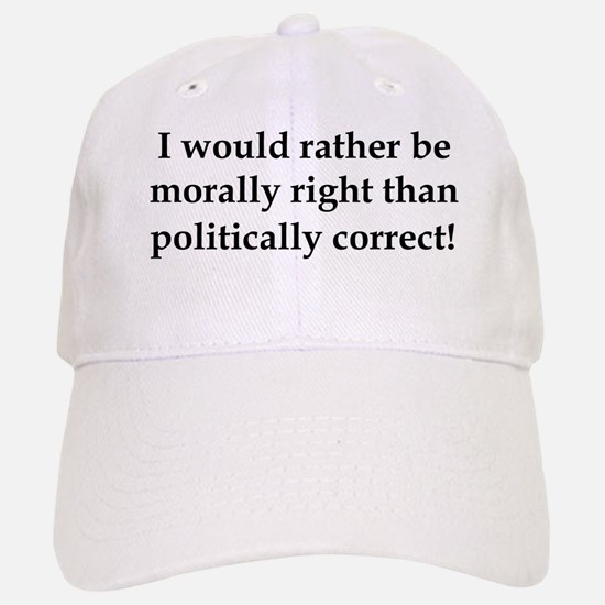 Anti Obama politically correct Baseball Baseball Baseball Cap