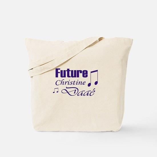 Future Christine Daae Tote Bag