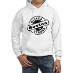 Boston Wicked Strong Hooded Sweatshirt