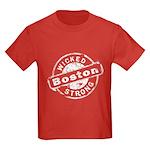 Boston Wicked Strong Kids Dark T-Shirt