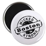 Boston Wicked Strong Magnet
