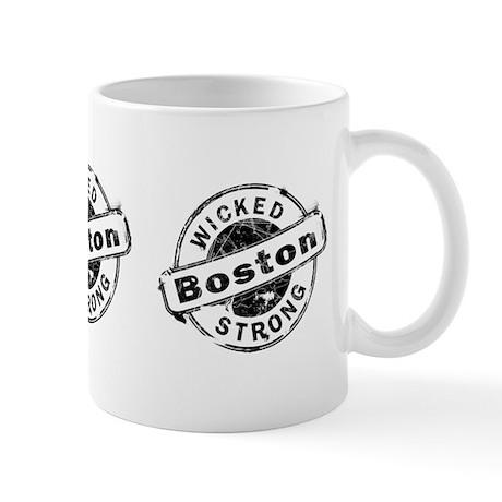 Boston Wicked Strong Mug