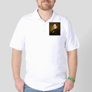 Franklin Pierce Golf Shirt