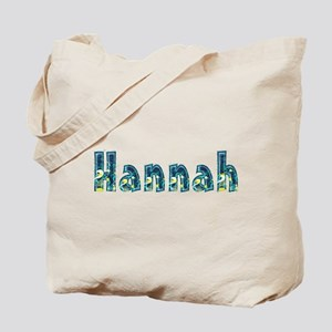 Hannah Under Sea Tote Bag