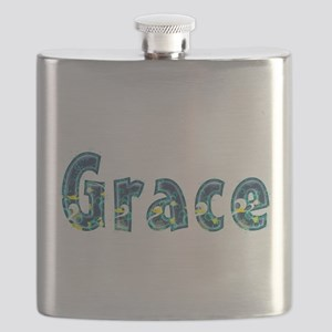 Grace Under Sea Flask