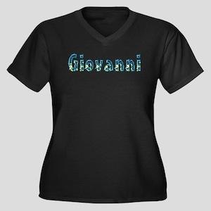 Giovanni Under Sea Plus Size T-Shirt