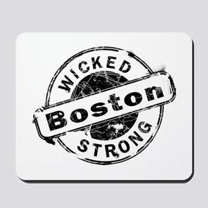 Boston Wicked Strong Mousepad