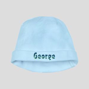George Under Sea baby hat