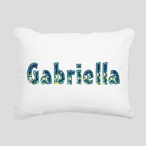 Gabriella Under Sea Rectangular Canvas Pillow