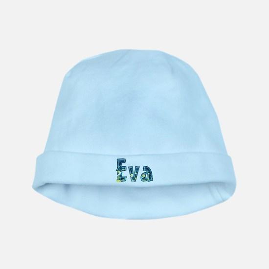 Eva Under Sea baby hat