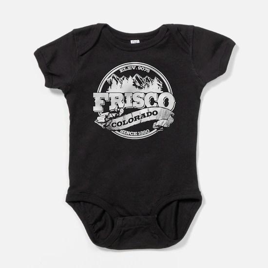 Frisco Old Circle.png Baby Bodysuit