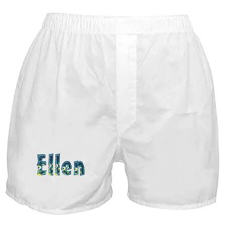 Ellen Under Sea Boxer Shorts