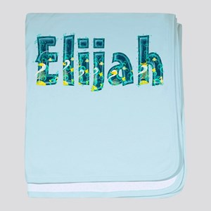 Elijah Under Sea baby blanket