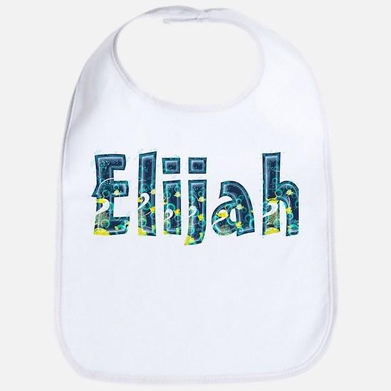 Elijah Under Sea Bib