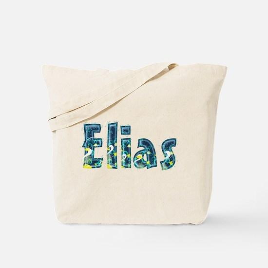 Elias Under Sea Tote Bag