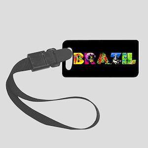 Brazil Small Luggage Tag