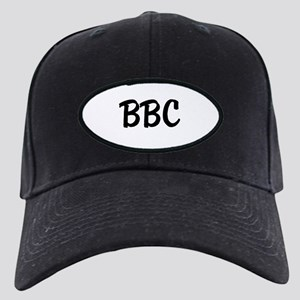 """""""Bbc"""" Nametag Black Cap With Patch"""