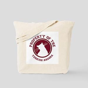 Turkish Angora Tote Bag
