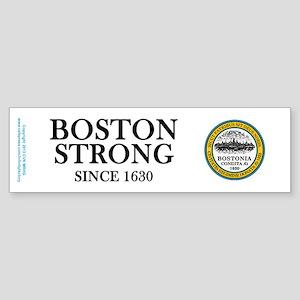 Boston Strong Sticker (Bumper)