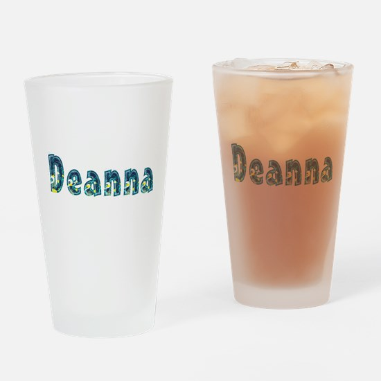 Deanna Under Sea Drinking Glass