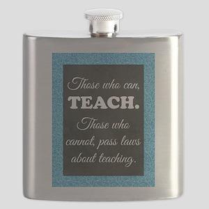 TEACHERS Flask