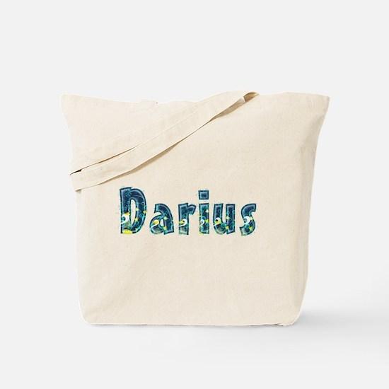 Darius Under Sea Tote Bag
