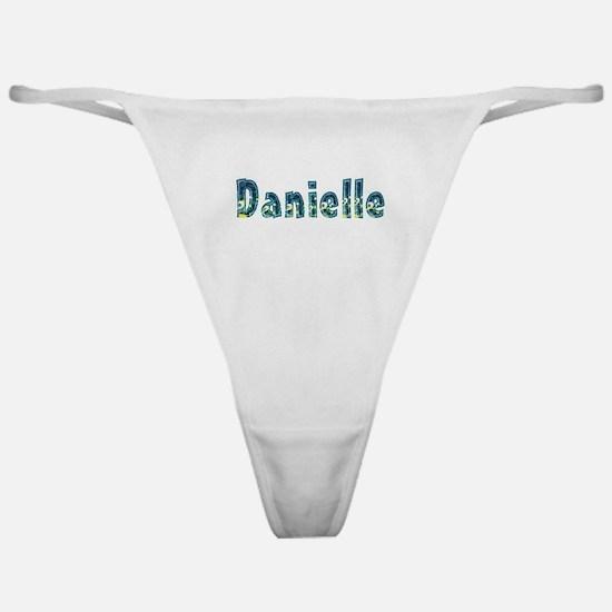 Danielle Under Sea Classic Thong