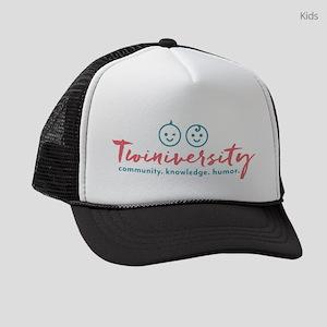Twiniversity Kids Trucker hat