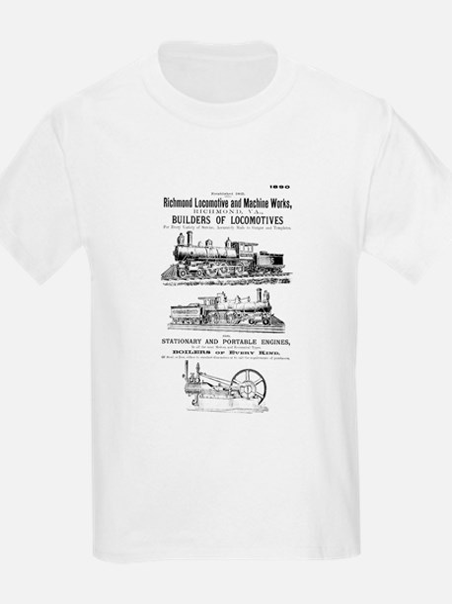 Richmond Locomotive Works T-Shirt
