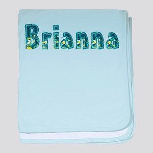 Brianna Under Sea baby blanket