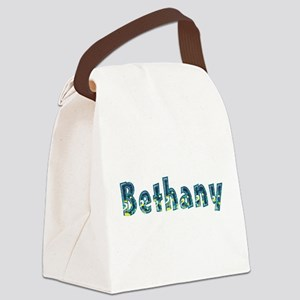 Bethany Under Sea Canvas Lunch Bag