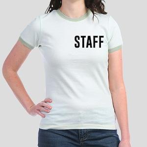 Fake News Network Jr. Ringer T-Shirt