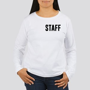 Fake News Network Women's Long Sleeve T-Shirt
