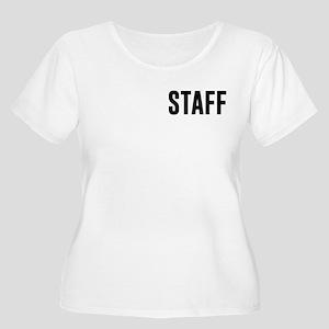 Fake News Net Women's Plus Size Scoop Neck T-Shirt