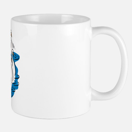 Seventh Day of Christmas Mug