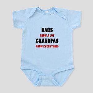 Grandpas Know Everything Body Suit