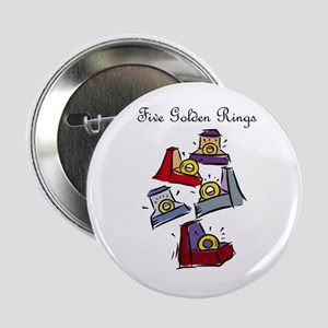 Fifth Day of Christmas Button