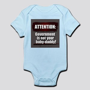 Attention Body Suit