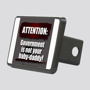 Attention Hitch Cover