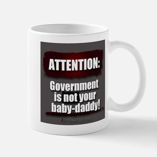 Attention Mug